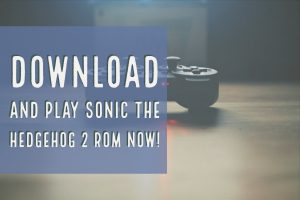 sonic 2 rom