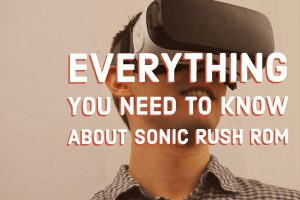 Sonic rush rom