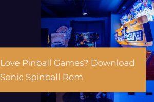 Sonic Spinball rom