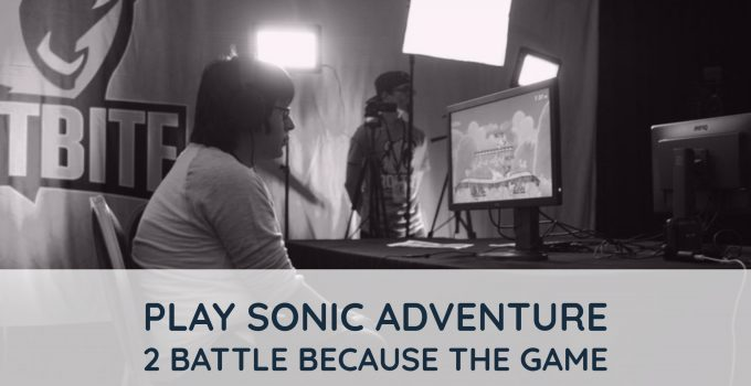 Sonic adventure 2 battle ROM